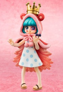 P.O.P One Piece Sugar Figure with Licking Head