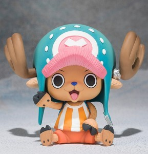 Bandai Japan Tamashii Web Exclusive One Piece Figuarts Zero Tony Tony Chopper Omaera Genki ka Konoyaro Version