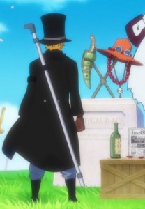 One Piece Figuarts Zero Sabo Figure Announced
