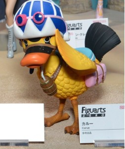 One Piece Figuarts Zero Carue Figure at Tamashii Nations Winter 2014