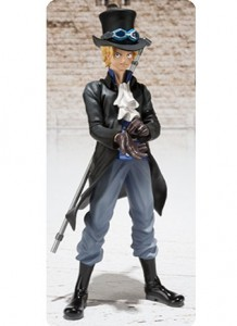 One Piece Figuarts Zero Sabo Figure