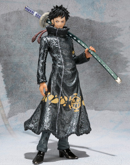 Figuarts Zero One Piece Limited Trafalgar Law Special Color Edition Figure without Hat