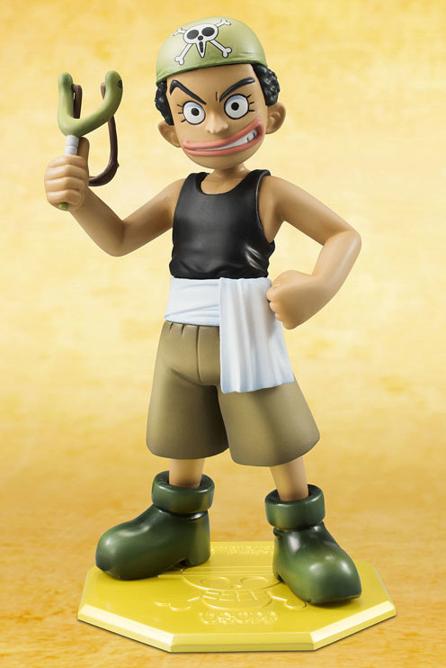 One Piece POP Mild Usopp CB-R3 Figure with Slingshot