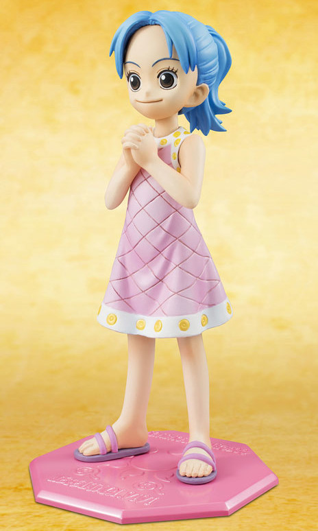 One Piece Portrait of Pirates Vivi Child Figure CB-R3 July 2015