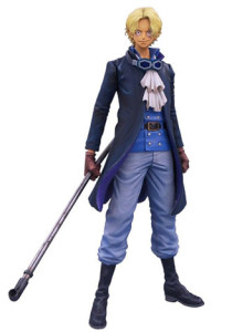 One Piece Sabo Master Stars Piece Special Version Figure