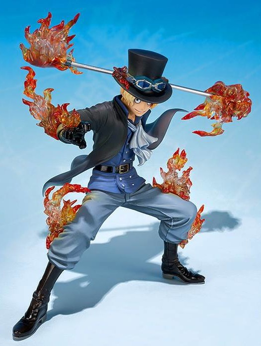 Bandai Figuarts Zero Sabo 5th Anniversary One Piece Figure