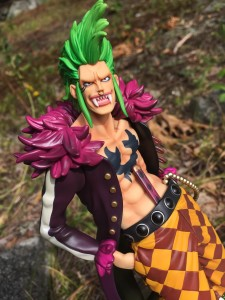 One Piece POP Bartolomeo Figure Review