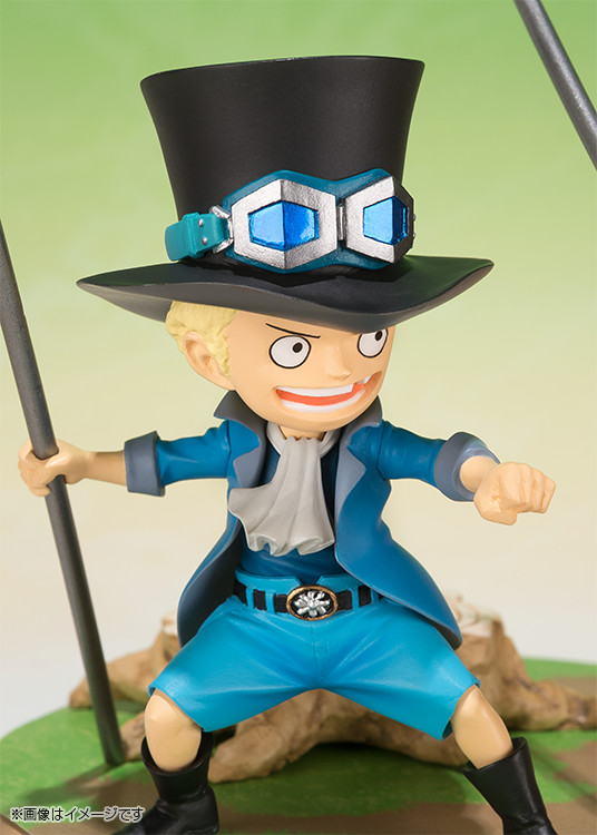 Bandai Figuarts Zero Sabo Child Figure