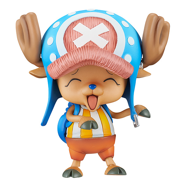 Embarassed Tony Tony Chopper MegaHouse VAH One Piece Figure