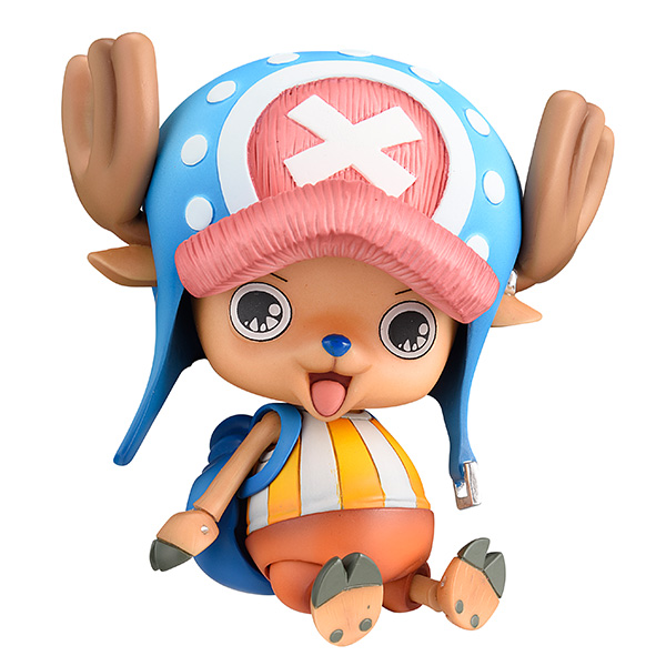 Variable Action Heroes Chopper Figure with Cute Face