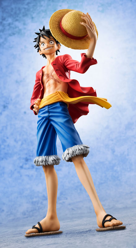 MegaHouse Monkey D. Luffy Timeskip Ver. 2 Excellent Model Figure