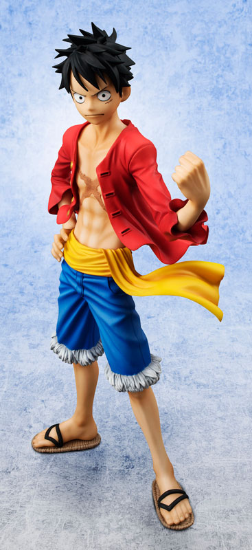 Monkey D. Luffy MegaHouse One Piece POP Sailing Again Version 2 Statue
