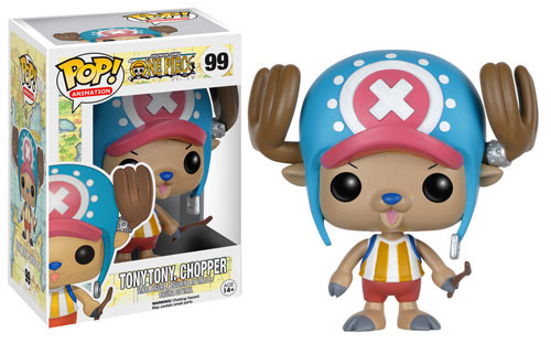 Funko One Piece Tony Tony Chopper POP Vinyl Figure
