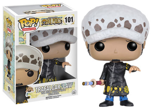 Funko Trafalgar Law POP Vinyl Figure 2016