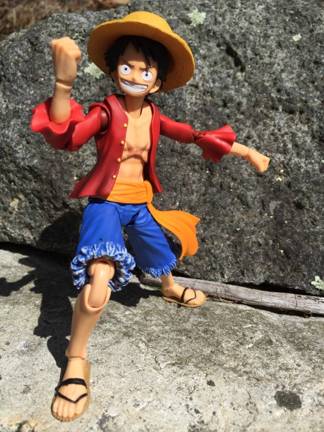 One Piece Variable Action Heroes Luffy Review