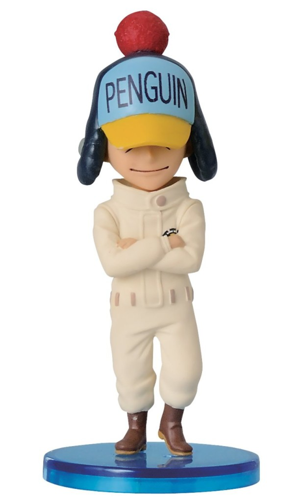 One Piece Penguin WCF Figure History of Law