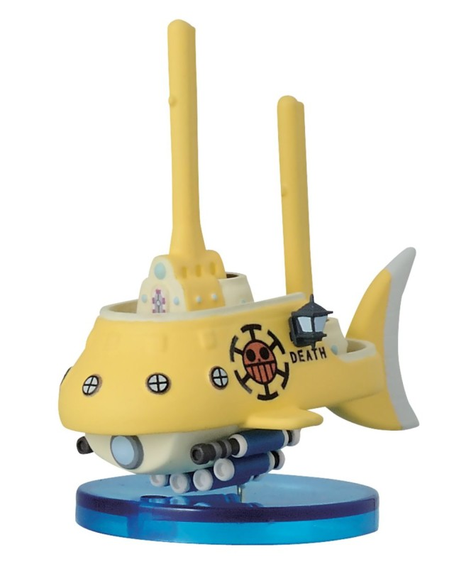 One Piece WCF Law's Submarine Figure Banpresto