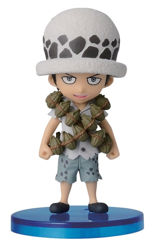 One Piece WCF Trafalgar Law Child Figure