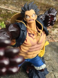 One Piece SCultures Fourth Gear Luffy Figure Review
